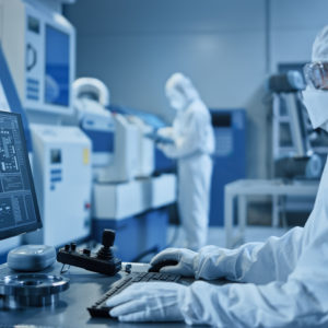 Monitoring of Climate parameters in Cleanrooms